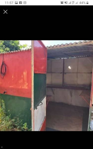 TRICYCLE ALIMENTAIRE - 2.5M X 2.5M