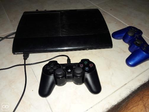 PLAYSTATION 3 - SUPER SLIM - 500GB-1