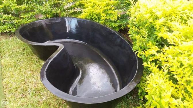 Bassin pour poisson petit bassin pour poisson saint - Bassin japonais carpe koi asnieres sur seine ...