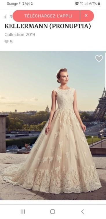 Robe De Mariee Pronuptia Paris 2019 Weshare Mu