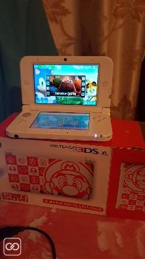 NINTENDO -  3DS XL-1