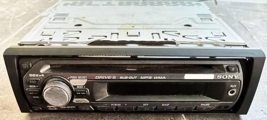 Car Audio Player Sony Cdx Gt270, Sony Cdx Gt270 Wiring Diagram