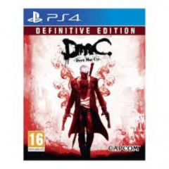 JEU PS4 - DEVIL MAY CRY : DEFINITIVE EDITION