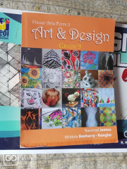 LIVRE - GRADE 9 - DESIGN TECHNOLOGY & ART & DESIGN