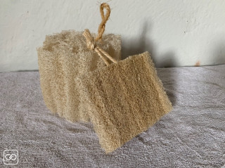 ÉPONGE NATURELLE - EGYPTIAN LOOFAH
