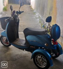 SCOOTER ÉLECTRONIQUE - 1200W
