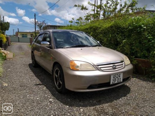 HONDA - CIVIC - 2001