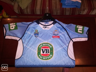 TSHIRT DE RUGBY - VIC BUTTER - TAILLE 5XL
