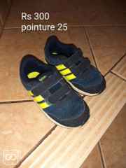 CHAUSSURES - ADIDAS - TAILLE 25