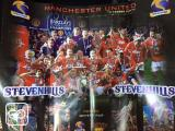 POSTER FORMAT A3 - MANCHESTER UNITED - 2010-2011