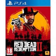 JEU PS4 - RED DEAD REDEMPTION II