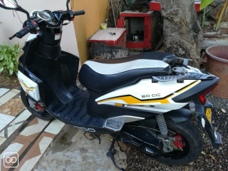 SCOOTER - NEWWAY - 50CC - SÉRIE AB-3