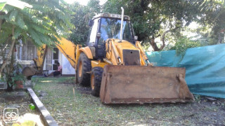 JCB - 3CX GD - 2001