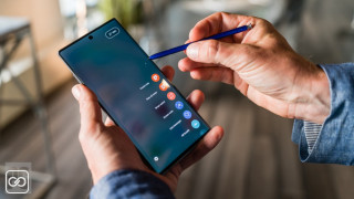 SAMSUNG GALAXY - NOTE 10