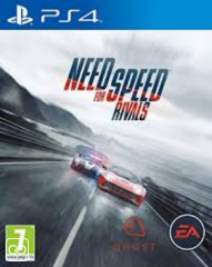 JEU PS4 - NEED FOR SPEED : RIVALS