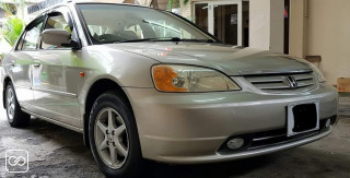 HONDA - CIVIC - 2003