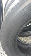 LOT DE 4 PNEUS - BRIDGESTONE - 205/55/R16