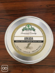 SAVON À RASER - ARKADIA - STIRLING SOAP