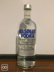 ABSOLUT VODKA - 1L