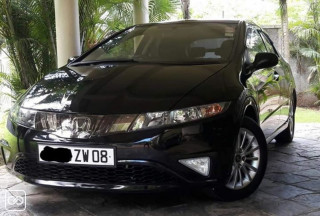 HONDA - CIVIC - 2008