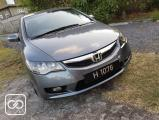 HONDA - CIVIC - 2009-1