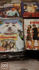 LOT DE 25 FILMS EN DVD - ACTION/COMÉDIE/ENFANTS