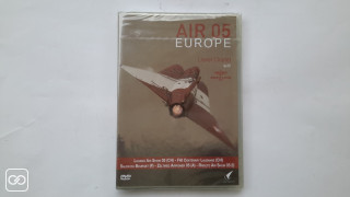 DVD SUR L'AVIATION - AIR 05 EUROPE -LIONEL CHARLET