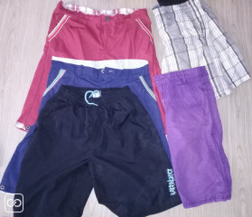 LOT DE SHORTS - 12/14 ANS