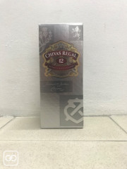 WHISKY - CHIVAS REGAL - 1 LITRE