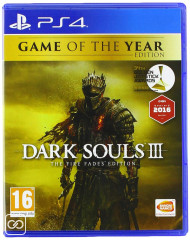JEU - PS4 - DARK SOULS 3 GAME OF THE YEAR EDITION