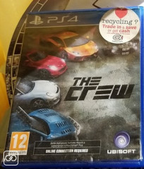 JEU PS4 - THE CREW