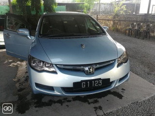 HONDA - CIVIC - 2006