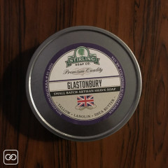 SAVON À RASER - GLASTONBURY - STIRLING SOAP
