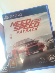 JEU PS4 - NEED FOR SPEED PAYBACK