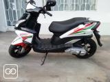 SCOOTER KMC - GRIDO - 50CC - 2015