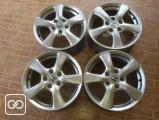 "JANTES - 16"" - 4X100 - 4 TROUS - HONDA CIVIC"