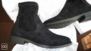 BOTTES - IDEAL SHOES - TAILLE 36
