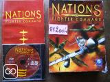 "JEU VIDÉO - ""NATIONS FIGHTER COMMAND"""